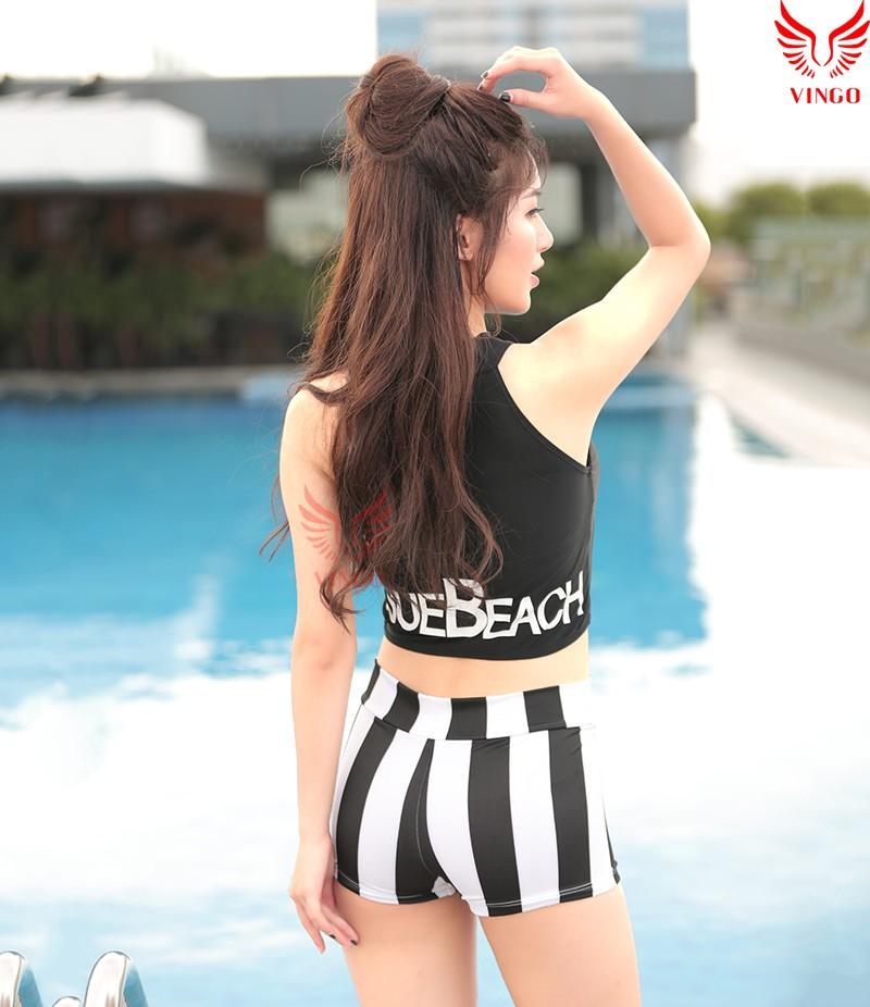 Đồ bơi 1 mảnh dáng váy chữ A